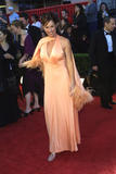 Debbe Dunning (Home Improvement's Heidi) - On the red carpet in a peach gown - Hi Res x 11
