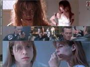 Linda Hamilton - Terminator 2: Judgement Day - Collages