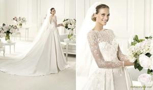 th 869298254 tduid3739 2013 Elie By Elie Saab wedding dress. Style MONET b 122 256lo 2013 Elie By Elie Saab Wedding Dresses