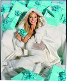 Heidi Klum white top is painted on Foto 657 (Хайди Клум белый верх изображено на Фото 657)