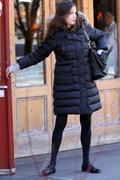 Лив Тайлер, фото 2650. Liv Tyler - Leaves Morandi restaurant in West Village in NYC March 28, foto 2650