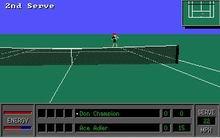 4D Tennis
