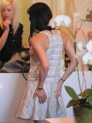 Selma Blair - sideboob while shopping in Los Angeles 09/29/12