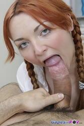 [GapesInPov] 025 She gave her ass: ALISSA