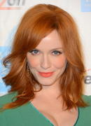 Christina Hendricks - Peace Over Violence Humanitarian Awards in Beverly Hills 10/26/12