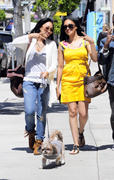 Tia & Tamara Mowry- Out & About in Beverly Hills 4/07/10- 4 UHQ