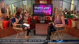 Tiffany Thornton - PIX Morning News - 11/15/09