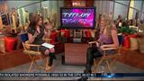 Tiffany Thornton - PIX Morning News - 11/15/09