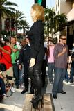 Heidi Klum leggy and cleavagy at photoshoot for Vogue Germany on Rodeo Drive in Hollywood - Hot Celebs Home